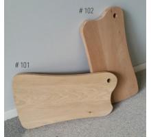 Luxe design broodplank