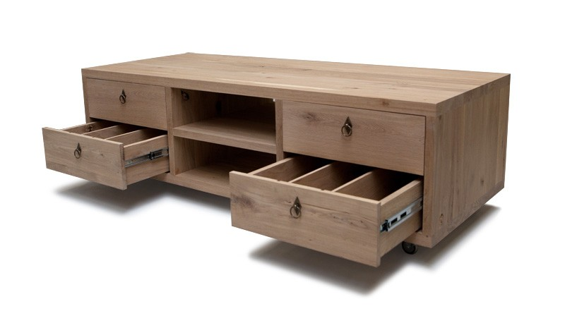 Uitgelezene TV-meubel 'Bastia' XJ-69