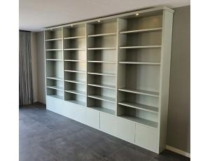 Boekenkast Milano (7874)