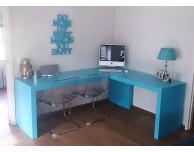Bureau Tavira - hoekmodel