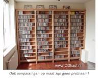 CD/DVD-kast 4804-13