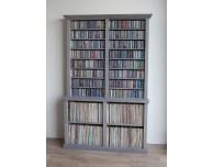 LP-CD-DVD-kast 8422