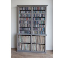 LP-CD-DVD-kast 8422