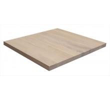 Vierkant tafelblad eiken 30 mm