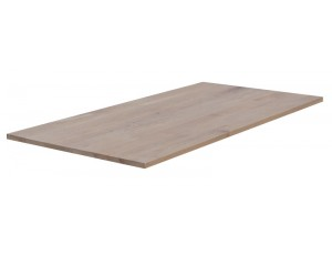 Eiken tafelblad 20 mm dik
