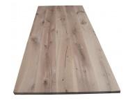 Rustiek Eiken tafelblad 30 mm