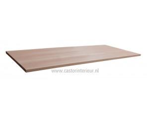 Beuken tafelblad 40 mm dik