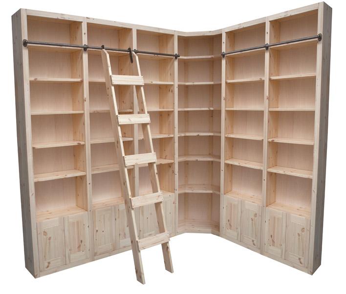 op foto 1 staat een lp cd kast met ladder afgebeeld op de 2e foto staat een eenvoudiger laddertje de meeste kasten zijn met een ladder uit te voeren