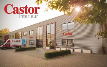 Bedrijfspand Castor Interieur